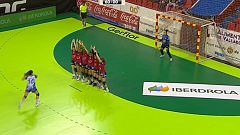 Balonmano - Liga Guerreras Iberdrola. 15ª jornada: Aula Alimentos Valladolid - KH-7 Granollers