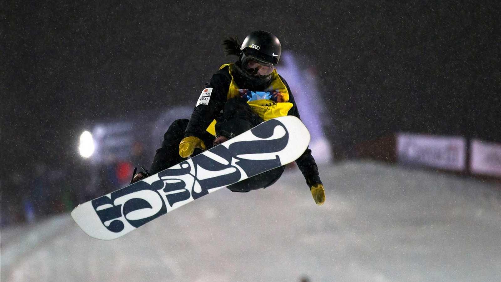 Snowboard - Copa del Mundo 2018/2019 Finales Halfpipe prueba Calgary - ver ahora