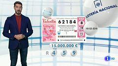 Lotería Nacional - 16/02/19