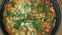 Torres en la cocina - Guiso de lacón con grelos