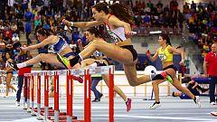 Atletismo - Campeonato de España en Pista cubierta. Sesión Vespertina