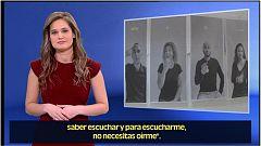 En lengua de signos - 17/02/19