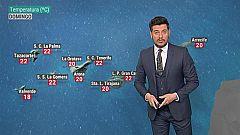 El tiempo en Canarias - 17/02/2019