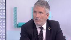 Los desayunos de TVE - Fernando Grande-Marlaska, ministro del Interior