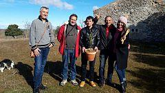 Aquí la tierra - Menos de 20: Escuadro, en Zamora