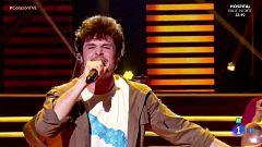 Corazón - El valioso aliado de Miki en Eurovisión: el escenógrafo Fokas Evangelinos