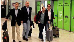 Maduro expulsa a cinco eurodiputados del PP que se iban a reunir con Guaidó