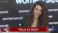 Corazón - Ana Guerra celebra su 25º cumpleaños con Miguel Ángel Muñoz