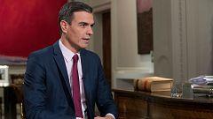 """Sánchez no descarta pactos poselectorales: """"Los demócratas tenemos que respetarnos y reconocernos"""""""