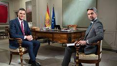 Entrevista íntegra a Pedro Sánchez en TVE