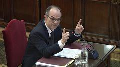 """Turull: """"Los ciudadanos de Cataluña no son ovejas, tienen criterio"""""""