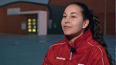 Mujer y deporte - Patinaje: Ana Peix del Río
