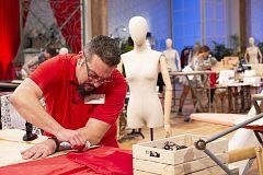 Maestros de la Costura: La negativa valoración a Sergio
