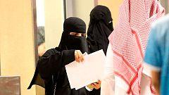 Absher, una aplicación móvil en Arabia Saudí permite a los hombres controlar a sus mujeres
