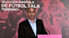 Rubiales anuncia una nueva Supercopa