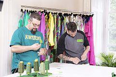 Maestros de la Costura: El enfado de Toni