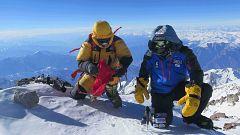 Alex Txikon quiere ser el primero en coronar el K2 en invierno