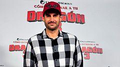 """Melendi: """"Con 'Cómo entrenar a mi dragón 3' he entendido lo difícil que es doblar una película"""""""