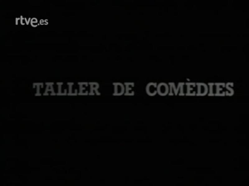 Arxiu TVE Catalunya - Taller de Comèdies - La Jugada