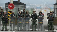 El alto mando militar venezolano reitera su lealtad a Maduro tras el mensaje del presidente estadounidense
