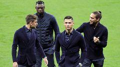 Cristiano vuelve por primera vez a jugar a Madrid contra el Atlético