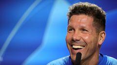 Simeone cuenta con Juanfran, Koke y Morata para medirse a la Juve