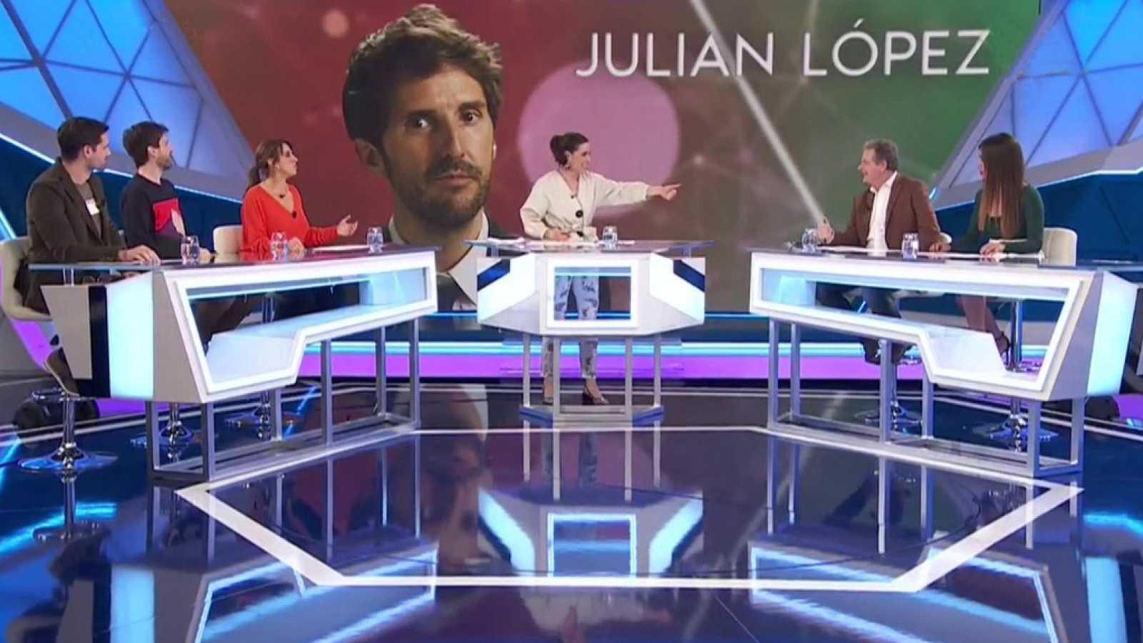 Lo siguiente - Julián López - 19/02/19 - ver ahora