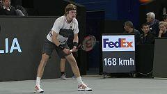 Tenis - ATP 250 Torneo Marsella: J. Tsonga - A. Rublev