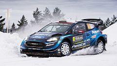 WRC - Campeonato del Mundo 2019 Rally de Suecia Resumen