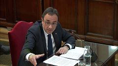 "Rull acusa de ""falta de legitimidad moral"" al Constitucional en el juicio del 'procés'"
