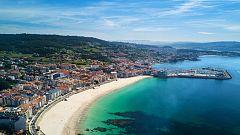 Nubes medias y altas en Galicia