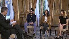 Conversatorios en Casa de América - Sol Escobar, Lisandro Aristimuño y Marem Ladson