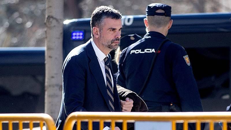 """Vila, en el juicio del """"procés"""": """"Algunos creíamos que era nuestra obligación ser el Gobierno de todos"""""""