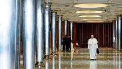 El papa Francisco, entre lobos con piel de pastor