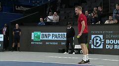 Tenis - ATP 250 Torneo Marsella: F. Verdasco - M. Bachinger