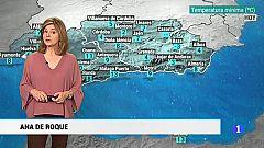 El tiempo en Andalucía - 21/02/2019