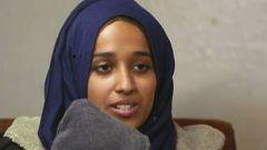 """Hoda Muthana, 24 años y viuda tres veces de terroristas de DAESH. """"Espero que me perdonen, por lo joven e ignorante que era"""""""