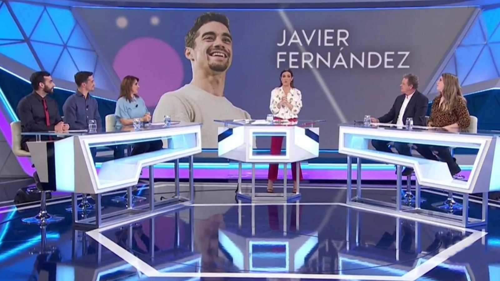 Lo siguiente - Javier Fernández - 21/02/19 - ver ahora