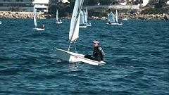 Vela - Olympic Week e Internacional Vila de Palamós Optimist Trophy 2019