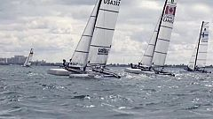 Vela - The World Sailing Cup 2018/19 . Prueba Miami (EEUU)