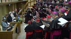 Los obispos afrontan cómo rendir cuentas sobre los casos de abusos sexuales a menores