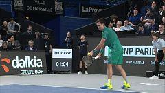 Tenis - ATP 250 Torneo Marsella 1/4 Final: A. Rublev - M. Kukushkin
