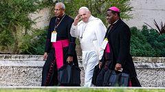 Las vícitmas, tan presentes como ausentes en la cumbre antipederastia en el Vaticano