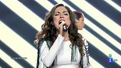María Parrado canta 'La chica ye ye'