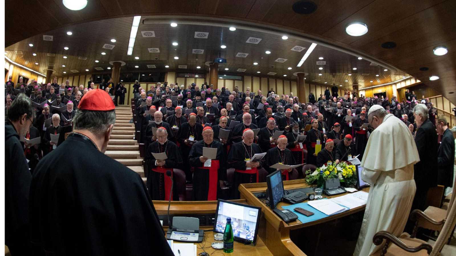 La Iglesia reconoce que se han eliminado documentos sobre abusos sexuales