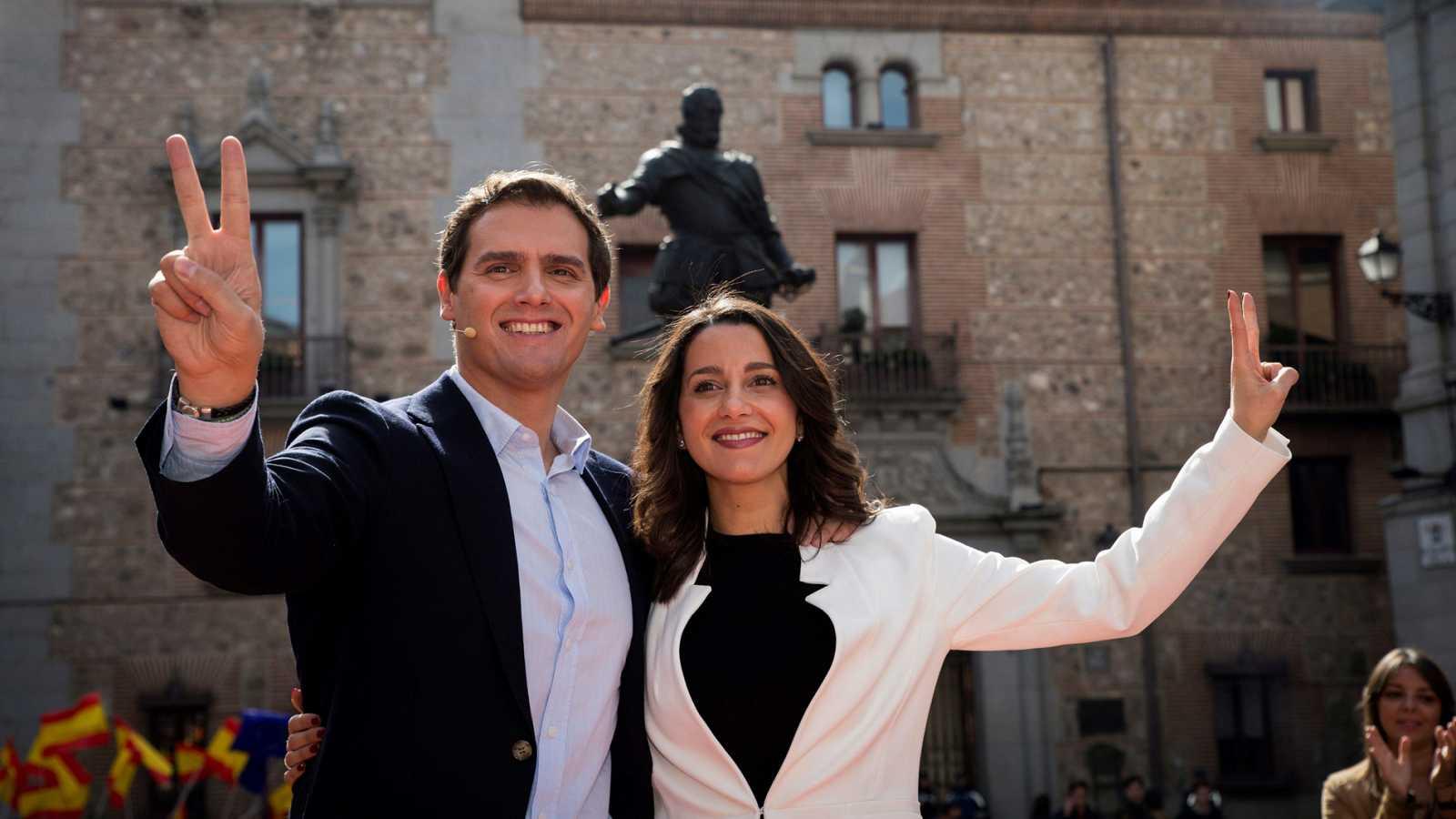 Arrimadas se presentará a las elecciones generales del 28-A como número uno por Barcelona