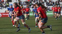 Rugby - Campeonato de Europa Femenino. Semifinal: España - Rusia