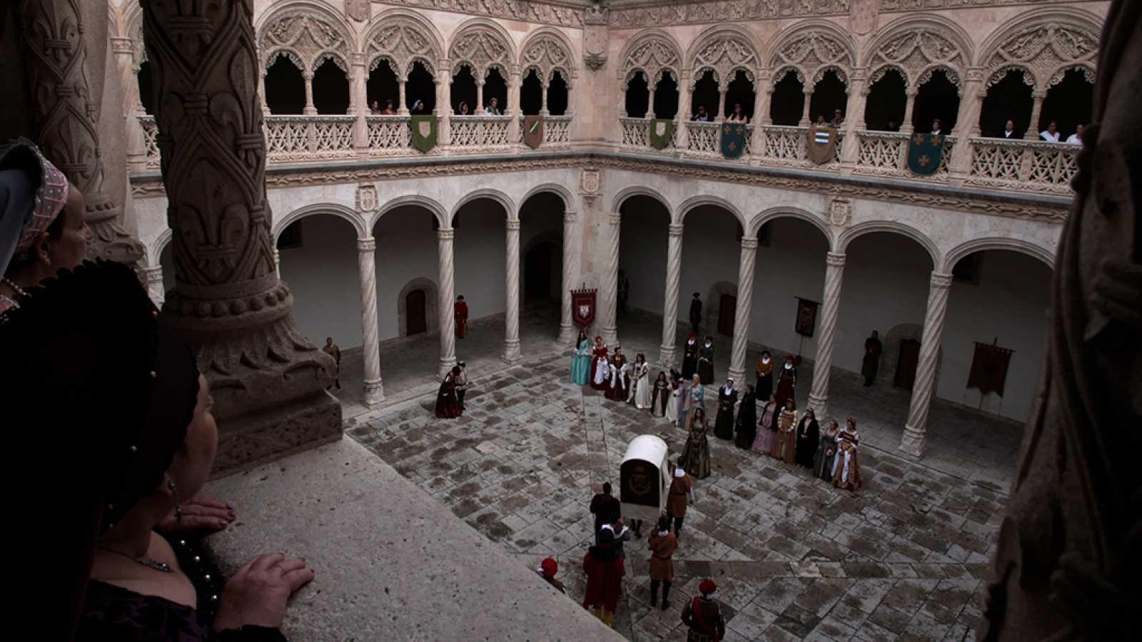 Carlos V. Los caminos del Emperador - Por las tierras de Castilla - ver ahora