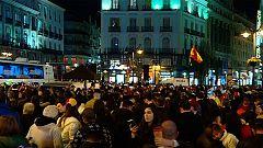 Manifestaciones en ciudades españolas para pedir que la ayuda humanitaria entre en Venezuela