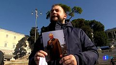 'Padre he pecado', ha dicho el Papa Francisco